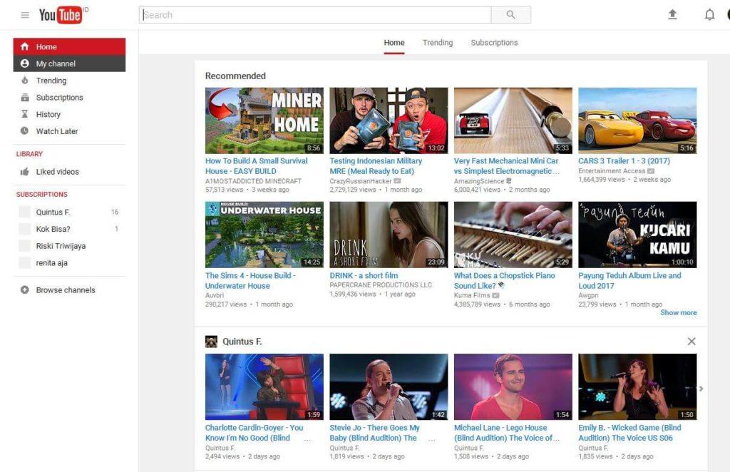mendapatkan penghasilan dari youtube