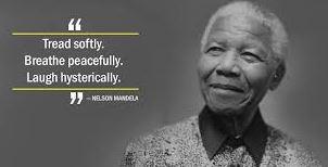 Biografi Singkat Nelson Mandela - tokoh