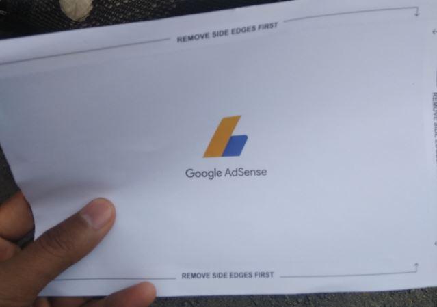 Tanda jika blog diterima google adsense