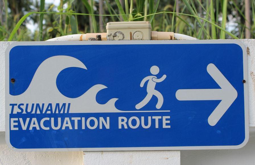 Penyebab, Tanda Tanda Dan Tips Menyelamatkan Diri Saat Tsunami - artikel