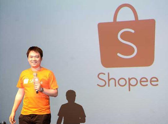 pemilik sekaligus pendiri shopee