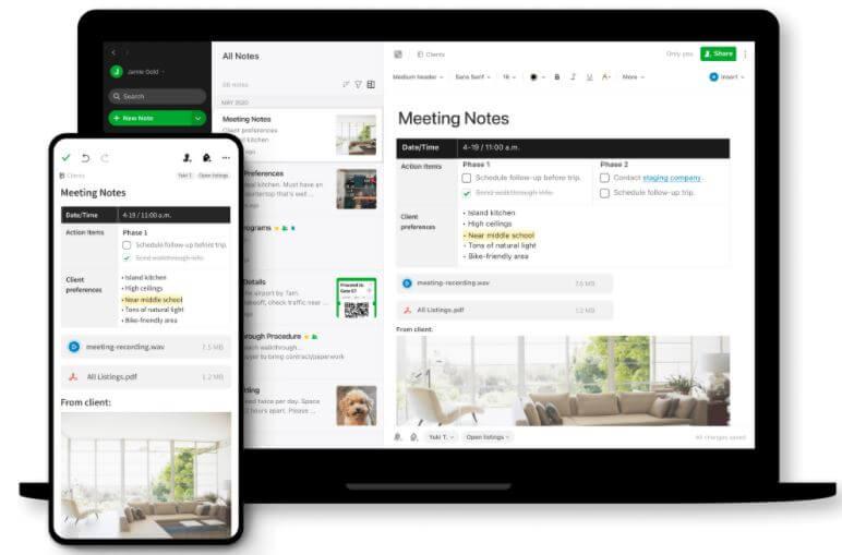 Evernote Aplikasi Catatan untuk Profesional